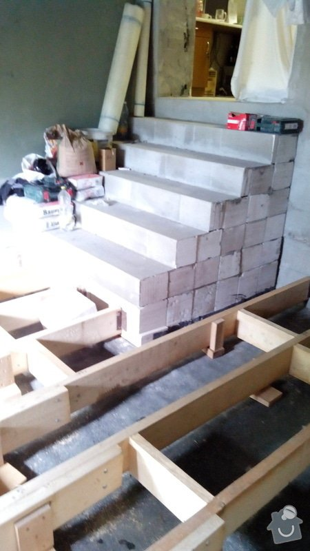 Rekonstrukce kuchyně, obyvacího pokoje a stavba prodejny: IMG_20140527_132229