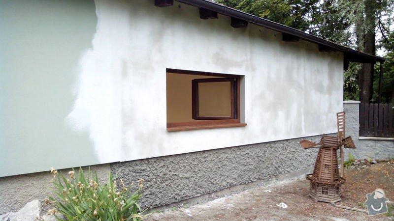 Rekonstrukce kuchyně, obyvacího pokoje a stavba prodejny: IMG_20140626_083419