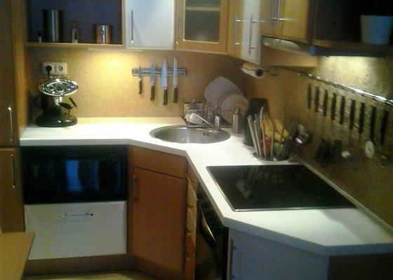 Vyrobu kuchynske desky,a montaz