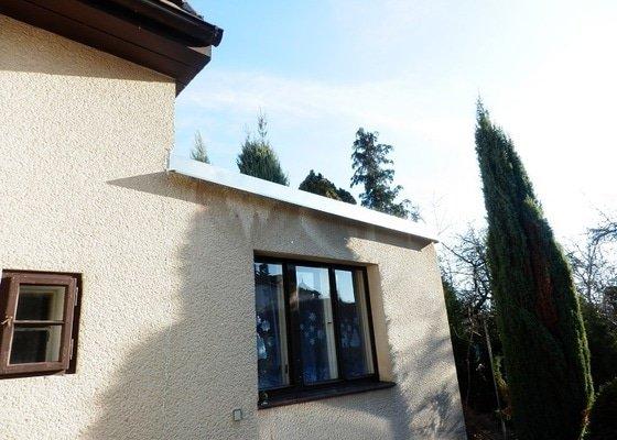 Stavební firmu na opravu izolace střešní terasy