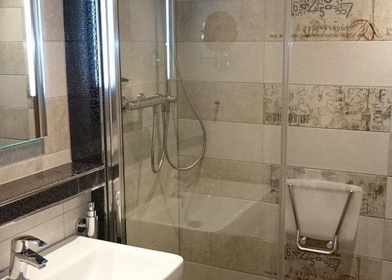 Kompletní rekonstrukce koupelny včetně 3D návrhu.
