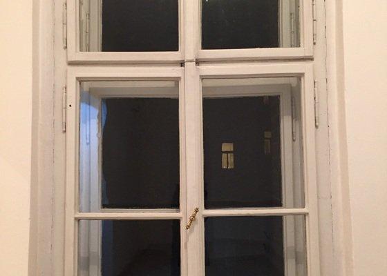 Oprava/rekonstrukce špaletového okna
