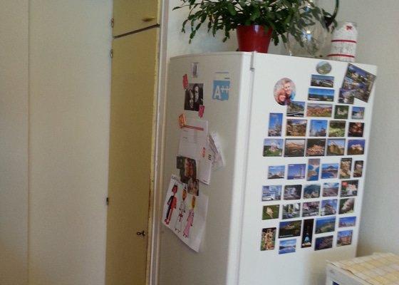 Výměna dveří u vestavěné skříně a špajzu