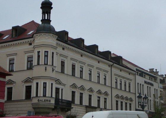 Obchodní a bytové centrum Balustráda Chrudim