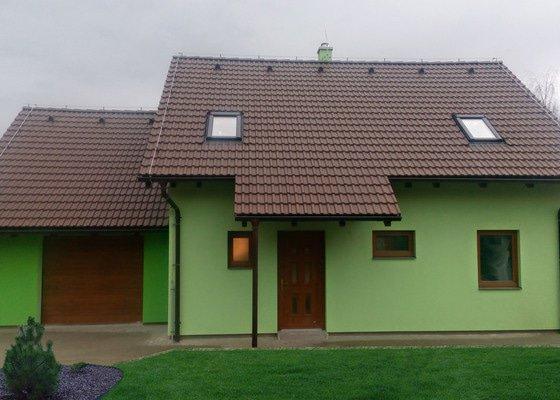 Podkrovní montovaný dům na klíč