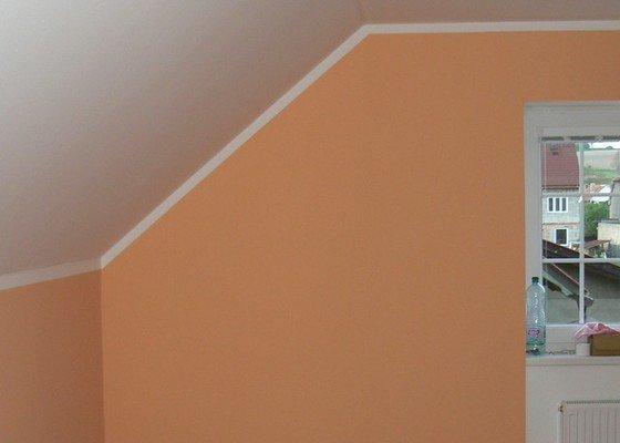 Malování rodinného domu