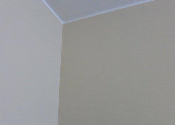 Malířské práce 3 pokoje, chodba, kuchyň