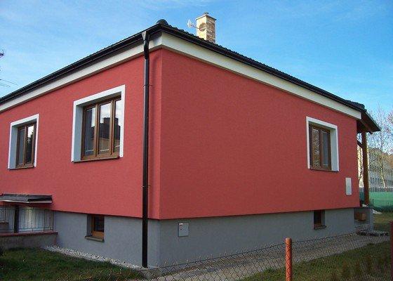 Zateplení rodinného domu