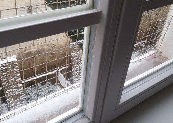 Žaluzie interiérové 2 okna