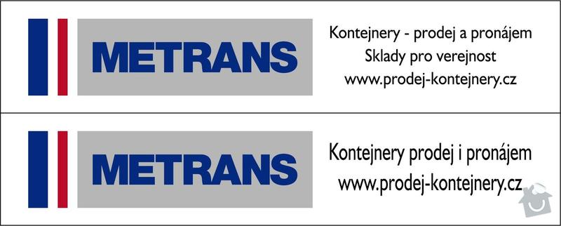 Metrans - bannery: Zaloha_Metrans_kontejnery