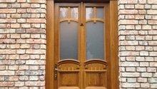 Dubové dveře - replika