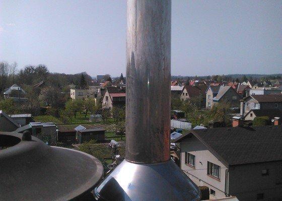 VAILLANT kondenzační kotel vč.komínu