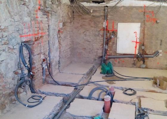 Rekonstrukce kuchyně v Domově Seniorů