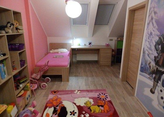 Dětský pokoj a šatny Bardolino