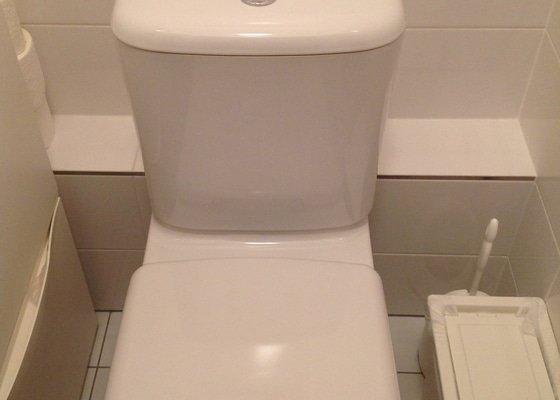 Oprava WC splachovani