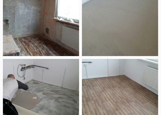 Rekonstrukce paneloveho bytu