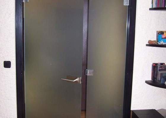 Celosklenené otoné dveře
