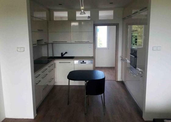 Stavební úprava bytu v panelovém domě