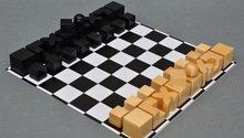 Replika kubistických šachů