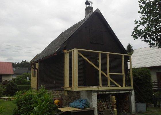 Kompletní rekonstrukce chaty