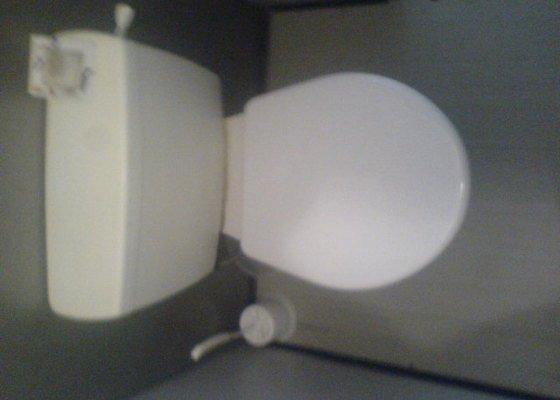 Oprava nádržky WC