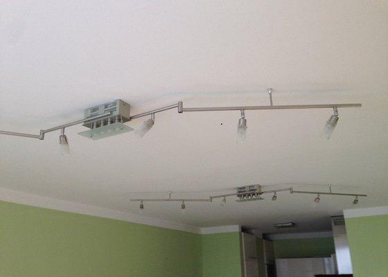 Elektrikářské práce - oprava halogenových světel