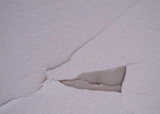 Výměna sádrokartonového stropu 3 bloky