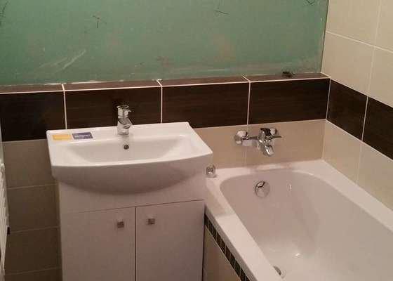 Sklenářské práce - Velké zrcadlo na stěnu koupelny
