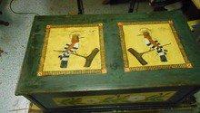 Renovace starožitného nábytku