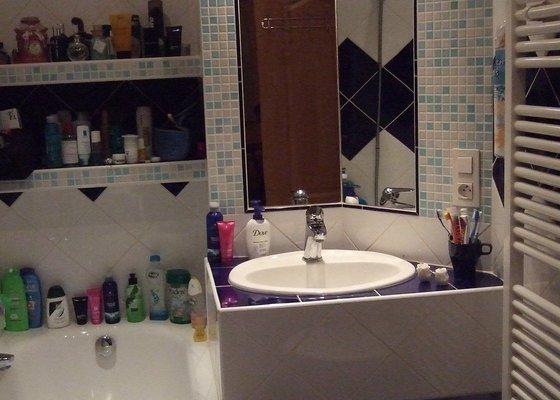 Úprava sádrokartonového stropu v koupelně