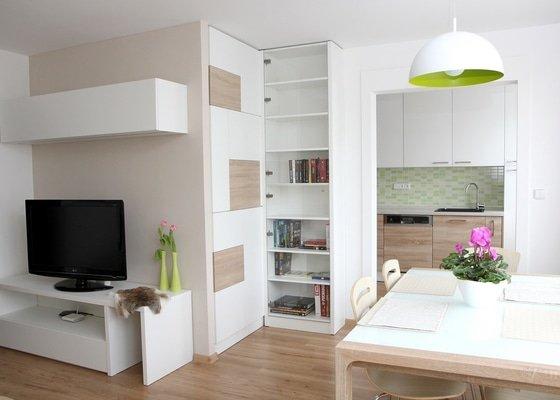 Kompletní rekonstrukce bytu v Brně - Líšni