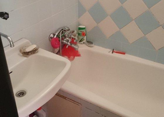 Rekonstrukce koupelny Plzeň Slovany