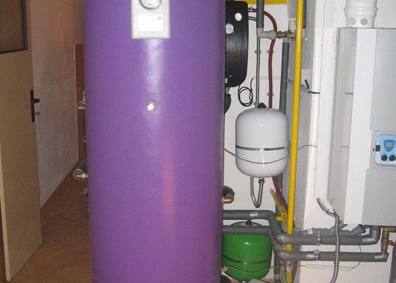 Rozvody vody a ústředního topení