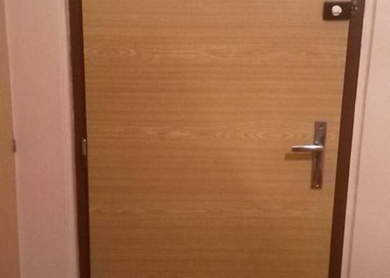 Zabezpečení dveří