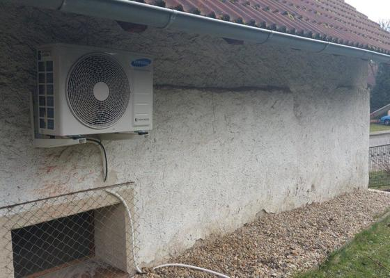 Klimatizace do domu