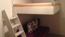 Stolařské práce,vyroba nábytku vestavená skřin,komda,postel vysoké patro