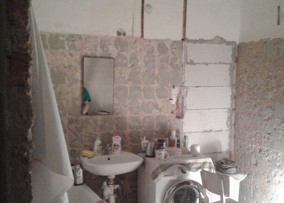 Rekonstrukce zděneho bytu 3+1