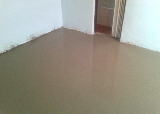 Srovnání podlah (cca 30 m2)