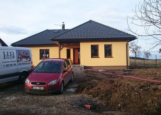 Rodinný dům - dřevostavba