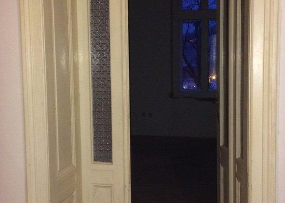 Renovace kazetových dveří a kazetového obložení