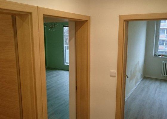 Kompletní rekonstrukce bytu 2+kk Brno