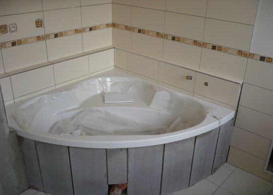 Rekonstrukce koupelny Teplice