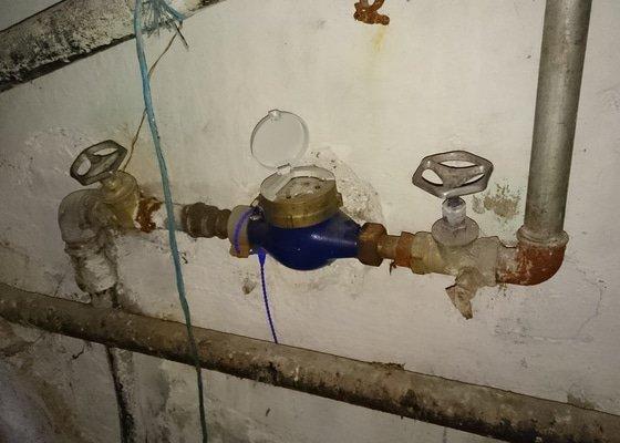 Ústřední topení, umístění plynového kotle, rozvod plynu