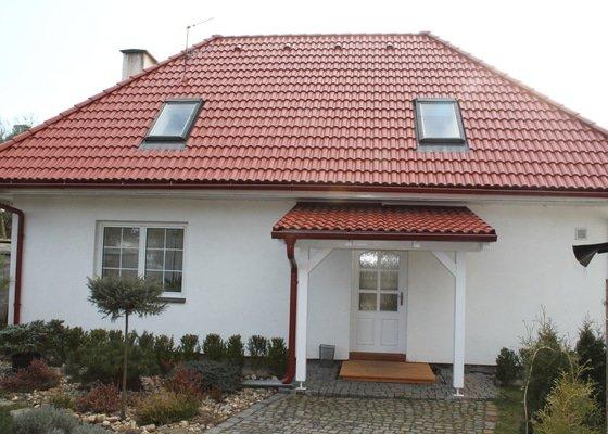 Rekonstrukce střechy Káraný