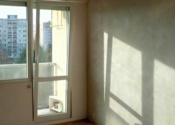 Částečná rekonstrukce bytu/renovace a štukování omítek, sádrokartony, rekonstrukce malé koupelny a wc