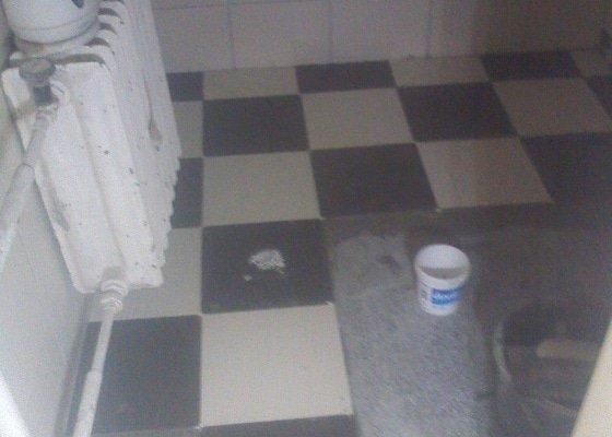Rekonstrukce koupelny + Stavebni upravy na dome