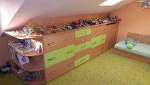 Dětské pokojíky