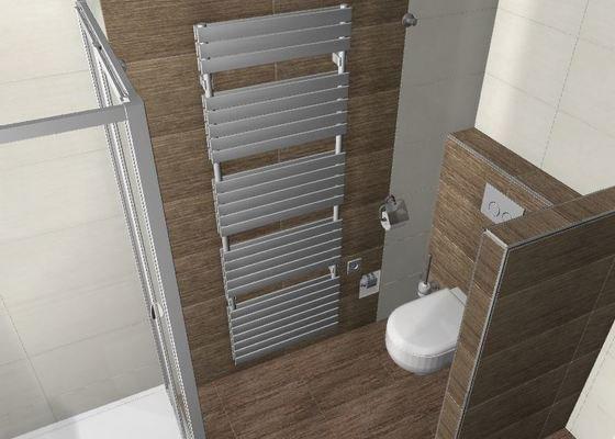 Kompletní realizace koupelny v rodinném domě