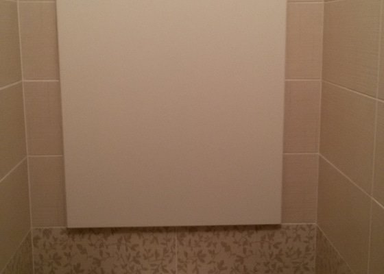 Rekonstrukce 1/2 panel. bytu 3+1