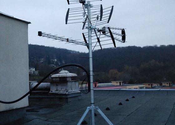 Oprava STA (společné televizní antény)